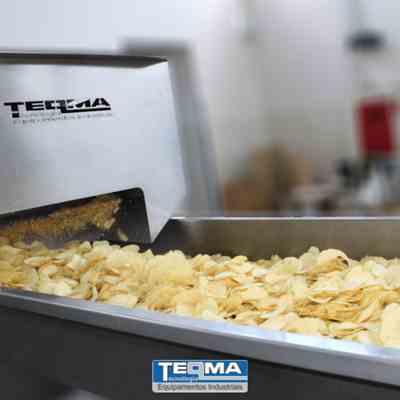 Máquina para batata frita - teqma